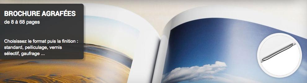 Impression Brochure publicitaire