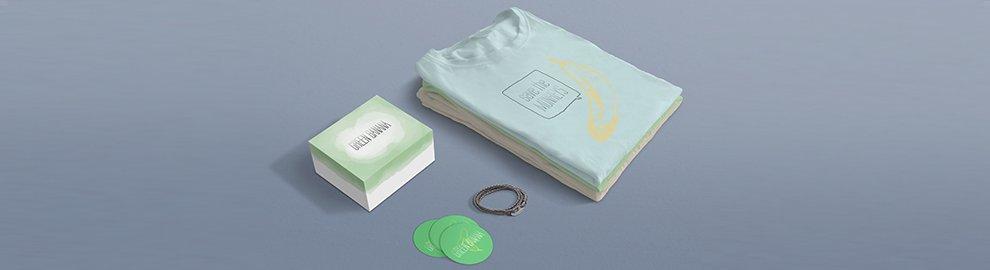 Impression textiles - menu banniere