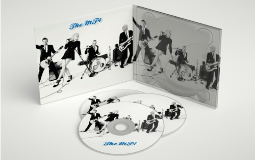 Digipack 2 volets et 1 CD