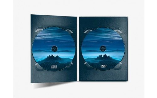 Digipack grand CD DVD