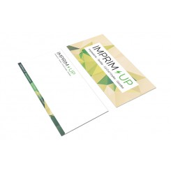 Carte de correspondance 21 x 10 cm - Standard