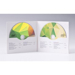 Digifile Cd + DVD 5 ou 9