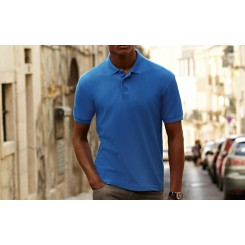 Fruit of the Loom POLO PIQUÉ 65/35 Homme 180gr (63402)