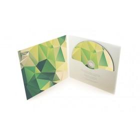 Digifile CD - 2 volets sans livret
