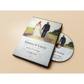Duplication boitier DVD stabdard