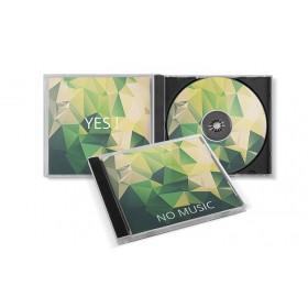 Boitier cristal - Jewel box pour CD
