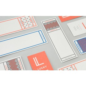 Marque page 54 x 210 mm - Standard