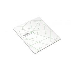 Brochure agrafée carrée 21 x 21cm - Standard 250g/135g