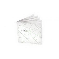 Brochure agrafée carrée 21 x 21cm - MAT 90g