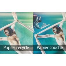 Flyer 10 x 21cm - Recyclé