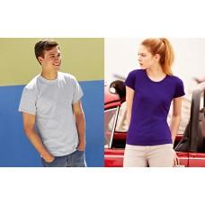 T-shirt standard Épais - Sérigraphie