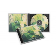 Duplication CD Jewel box