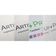 Carte de visite 85 x 55mm - Papier Texturé Rives
