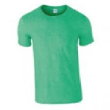 Vert irlandais clair chiné