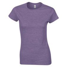 Violet clair chiné