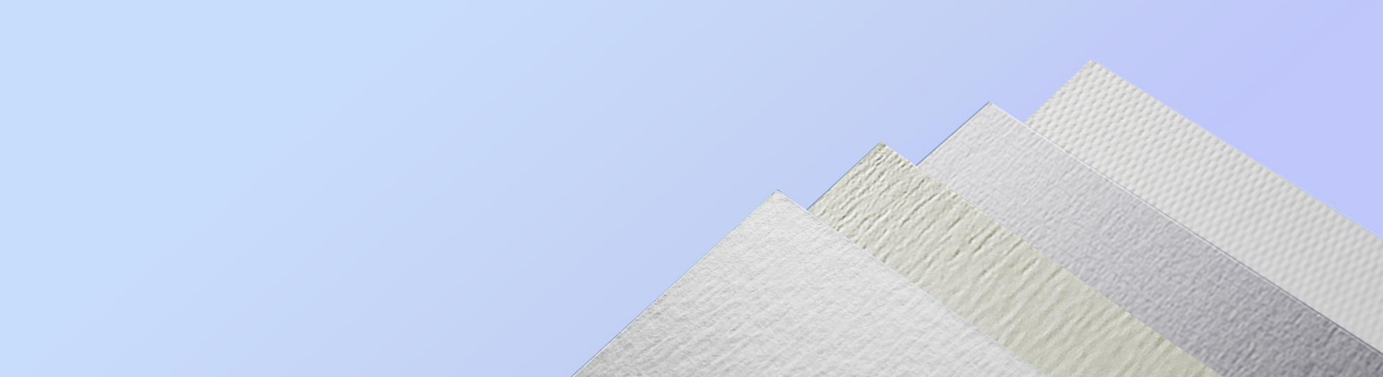 Carte de visite papier texturé pas cher