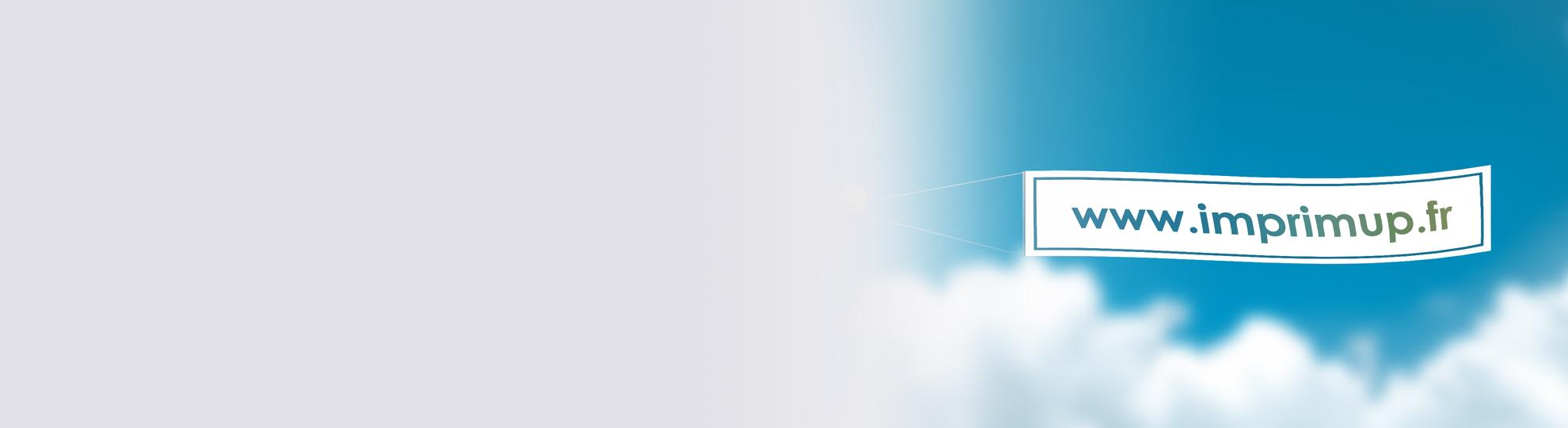 Imprimer banderole avion publicitaire