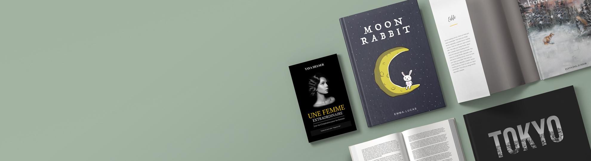 Imprimer livre et catalogue haut de gamme