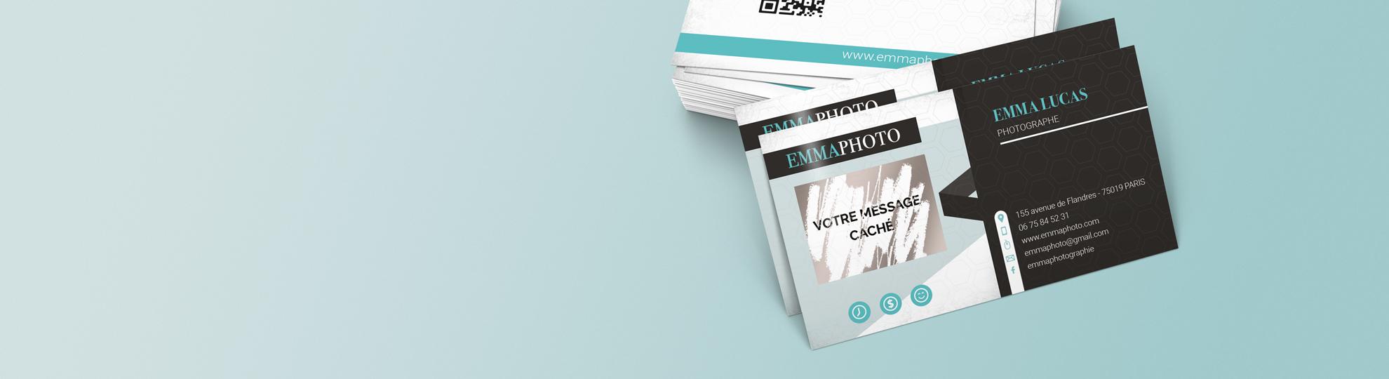 Imprimer cartes à gratter sur Imprim Up