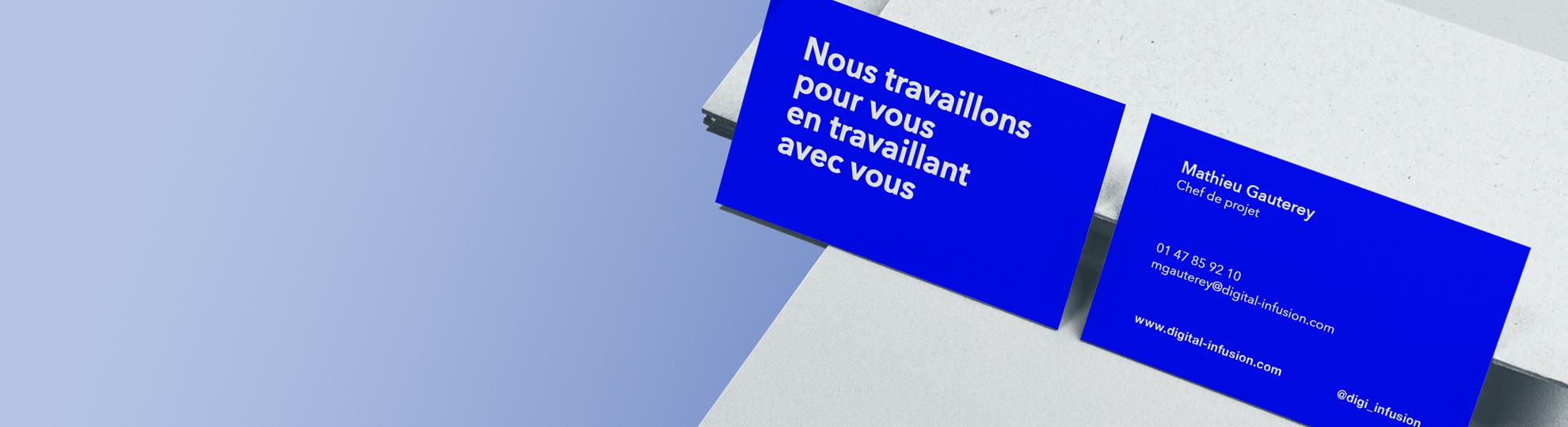 Carte De Visite Pas Cher Sur Imprim Up