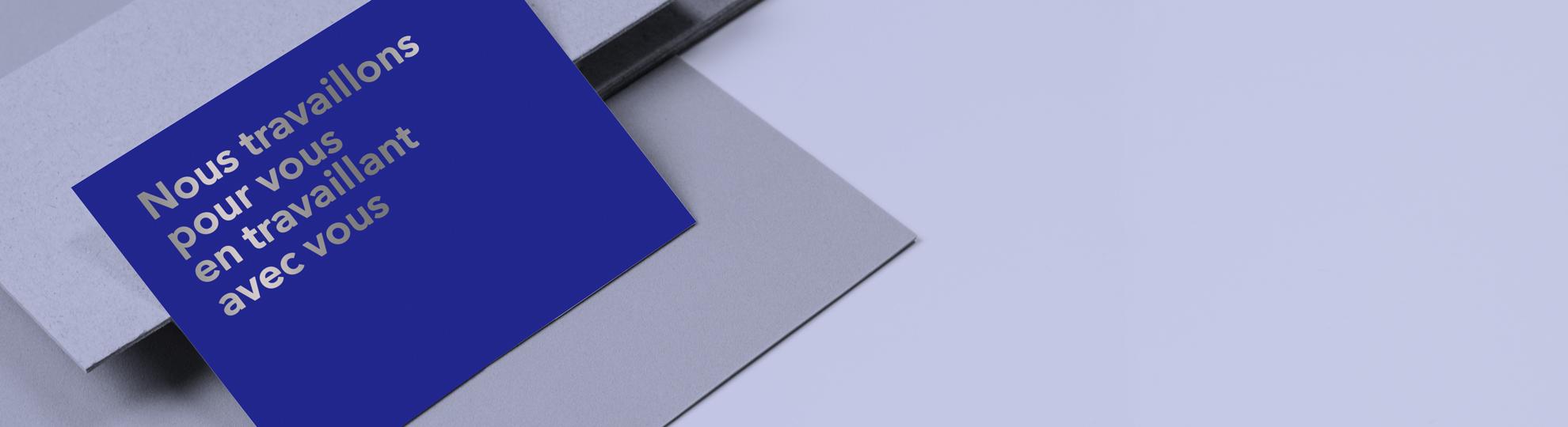 Imprimer flyer dorure dorée ou argentée