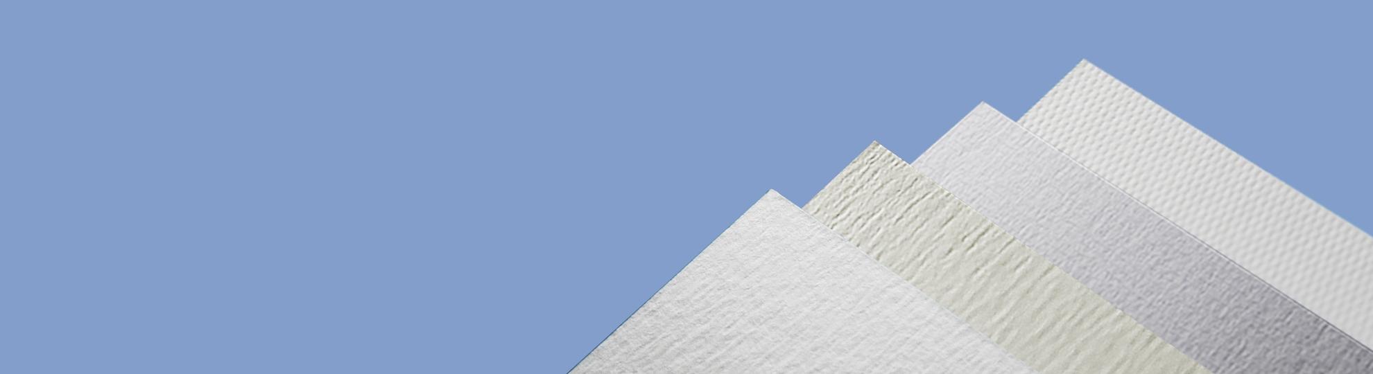 Flyer papier texturé pas cher