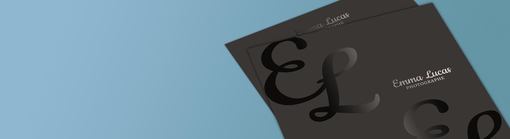 Imprimer flyer vernis sélectif