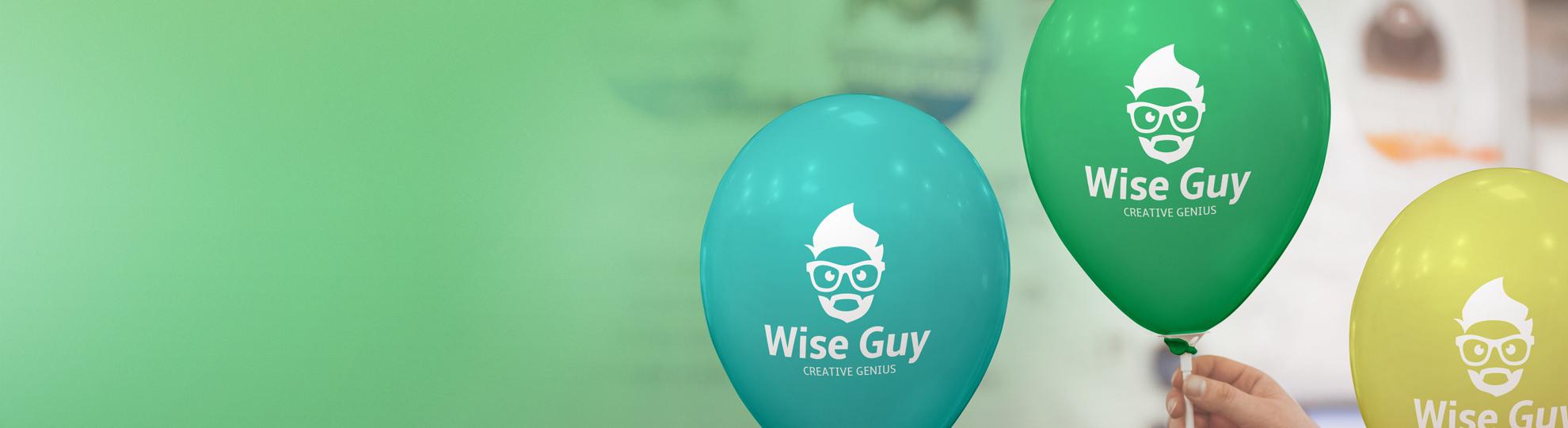 Ballons publicitaires personnalisables