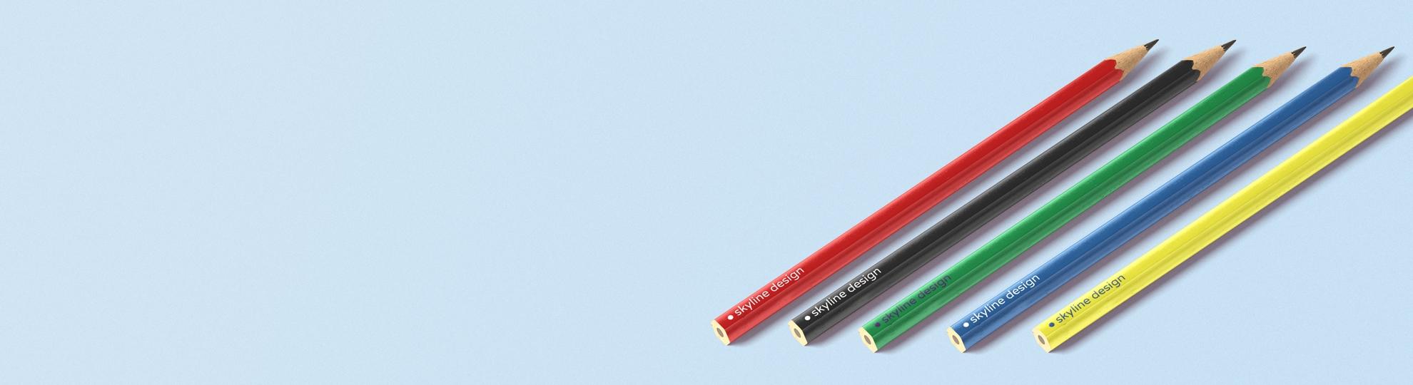 Crayon publicitaire personnalisable