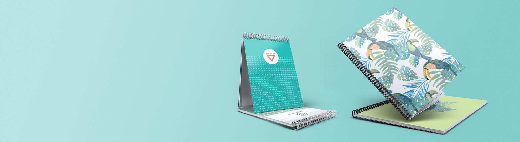 Imprimer carnet de notes personnalisé