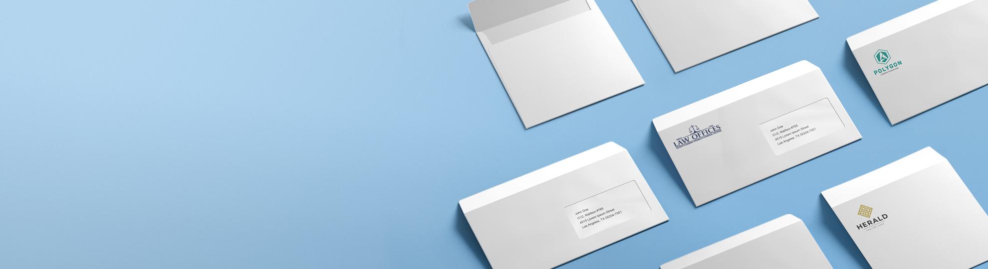 Imprimer enveloppes personnalisées en ligne