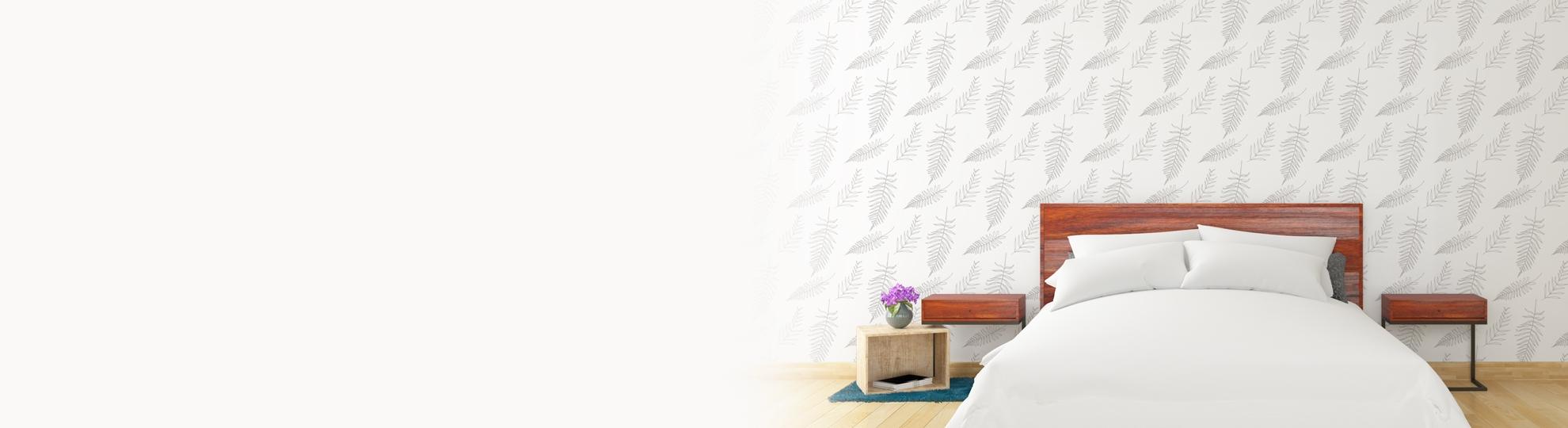 Imprimer papier peint, espace bureau, maison, décoration