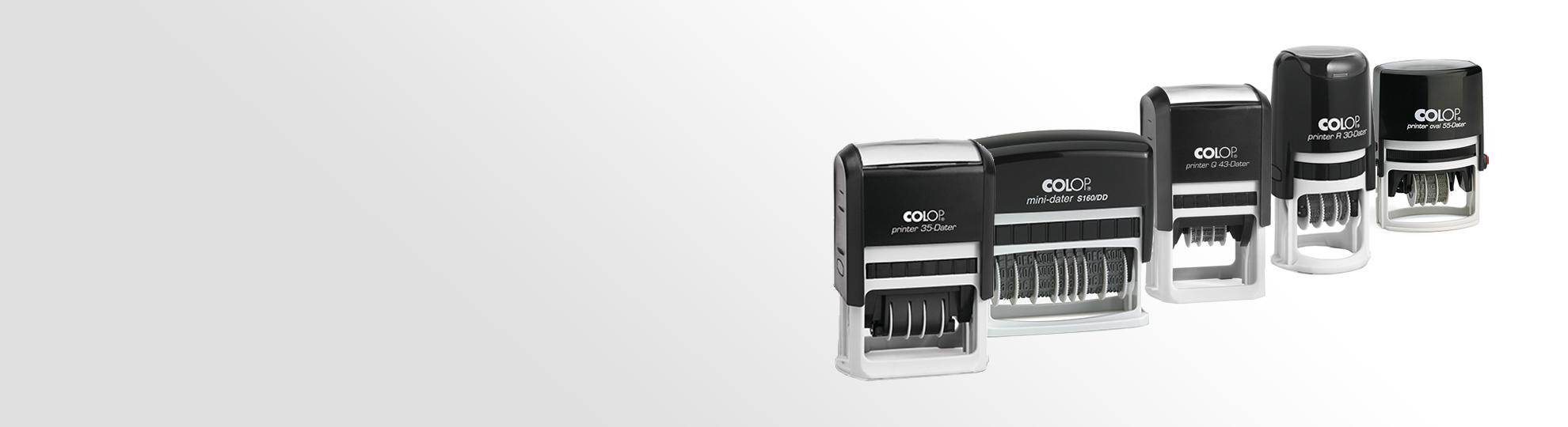 Imprimer Tampon dateur Colop plastique