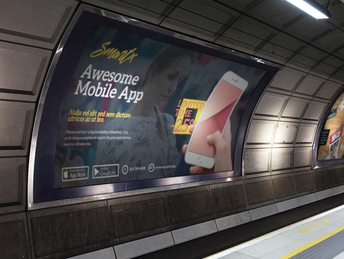 Impression affiche métro pas cher