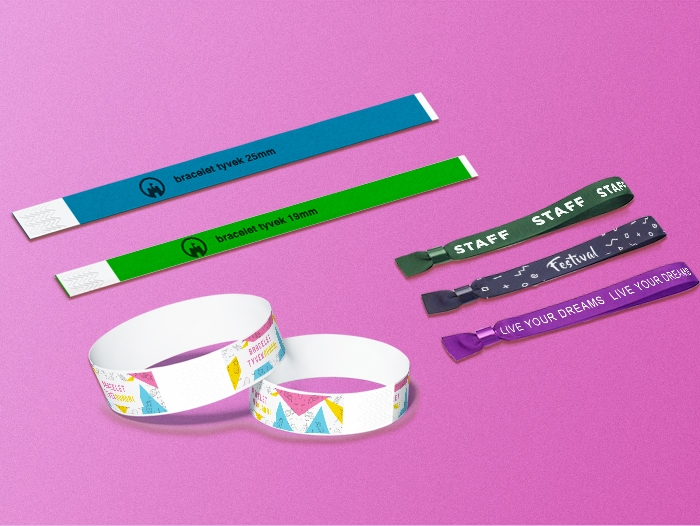 Impression quadri bracelet express pas cher
