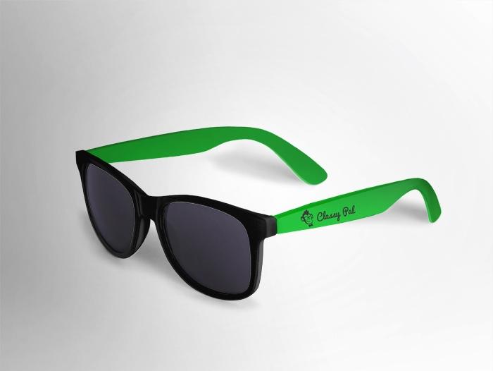 Impression lunettes de soleil pas cher