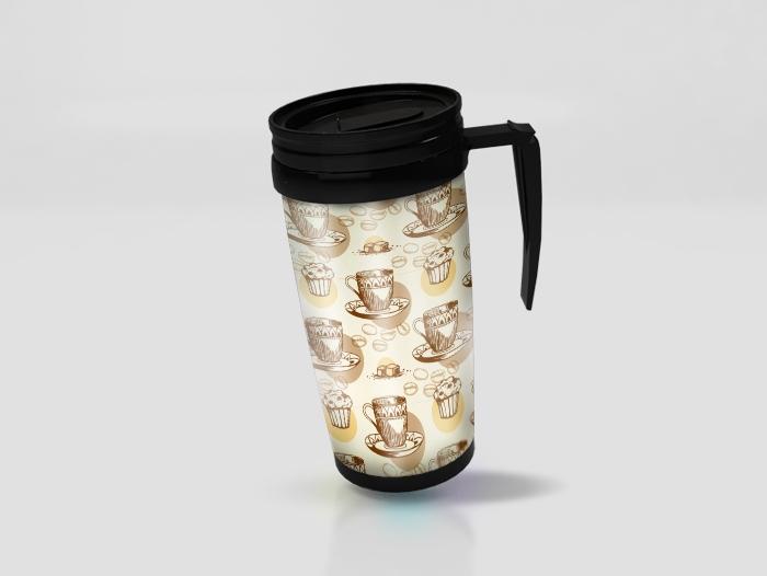 Impression mug isotherme pas cher