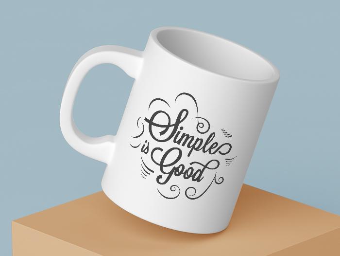 Mug express de qualité