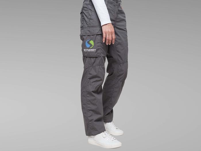 Pantalon de travail personnalisé eco