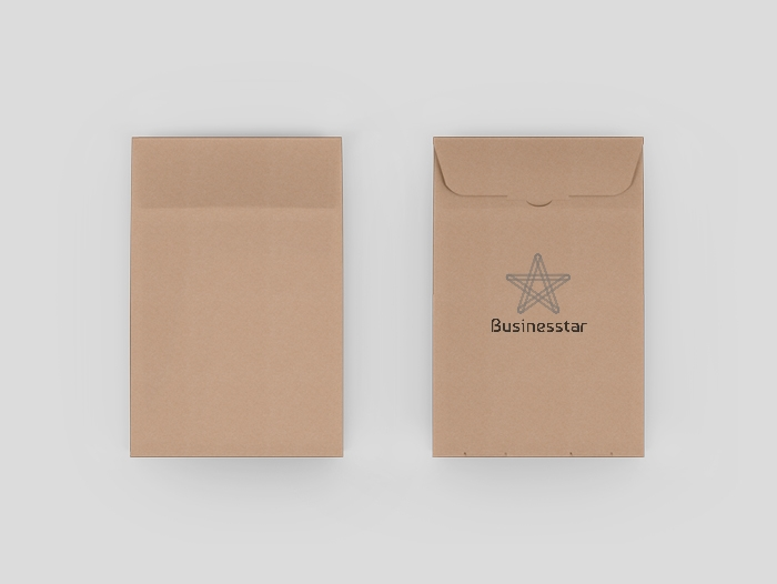 Pochette en carton pas chère