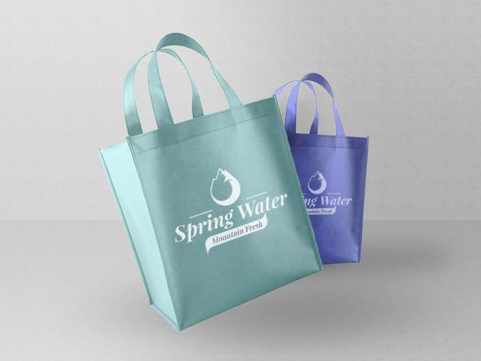 Impression sac cabas personnalisé