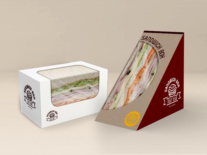 Emballage sandwich pas cher