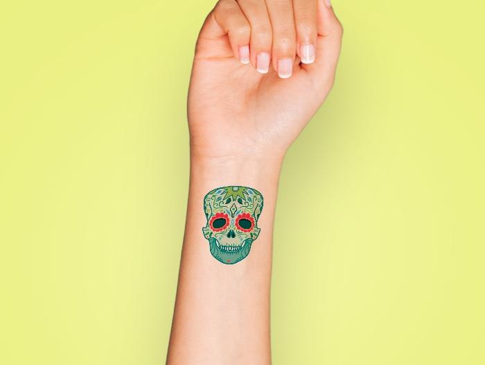 Impression tatouage pas cher